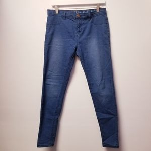 Cotton On jeggings stretchy jeans pant leg…